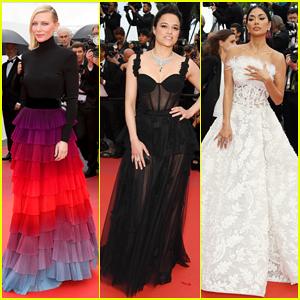 Cate Blanchett, Michelle Rodriguez, Nicole Scherzinger & More Stun at 'Blackkklansman' Cannes Premiere!