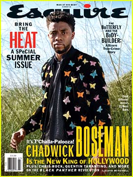 Chadwick Boseman Didn't Ever Want to Be an Actor & He Reveals the Reason Why