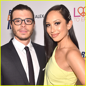 Cheryl Burke is Engaged to Matthew Lawrence!