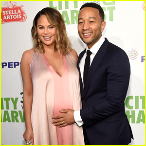 Chrissy Teigen Shares First Picture of Baby Son With Husband John Legend - Find Out His Name!