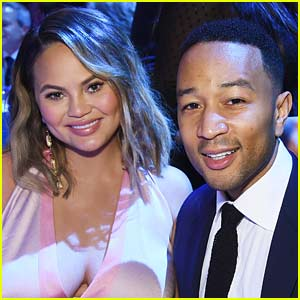 Chrissy Teigen Shares First Picture of Luna & Miles Together!
