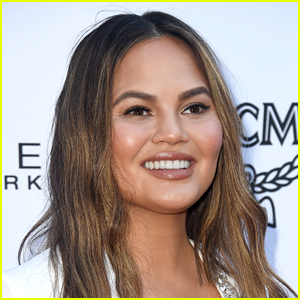 Chrissy Teigen Reacts to Her Baby Shower Mention on 'SNL'