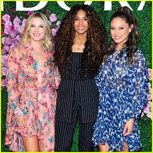 Ciara Celebrates Pandora Jewelry's New Mother's Day Collection with Ali Larter & Vanessa Lachey!