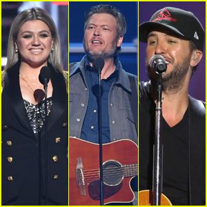 Kelly Clarkson, Blake Shelton, Luke Bryan & More to Perform at CMT Music Awards 2018!