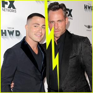 Colton Haynes & Jeff Leatham Reportedly Split After 6 Months of Marriage