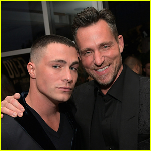 Colton Haynes Files for Divorce From Jeff Leatham