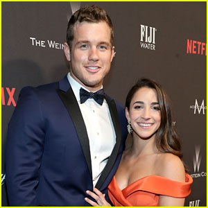 The Bachelorette's Colton Underwood Used to Date Aly Raisman!