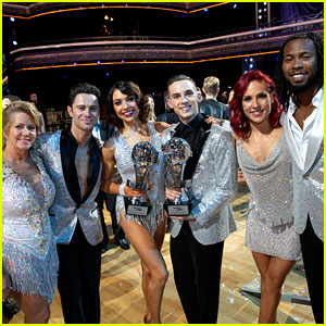 'DWTS' Reveals Which Athletes Came in Second & Third Place!