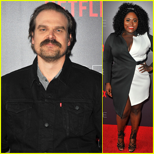 David Harbour & Danielle Brooks Get Recognized As Netflix's 'Scene Stealers'!