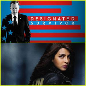 'Designated Survivor' & 'Quantico' Get Canceled By ABC