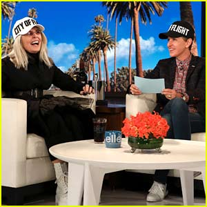 Diane Keaton Tells Ellen DeGeneres the 3 Places She'd Like to Touch On a Man (Video)