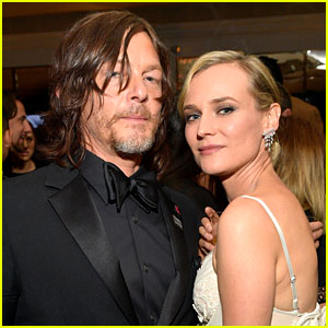 Diane Kruger Is Pregnant, Expecting Baby with Norman Reedus (Report)