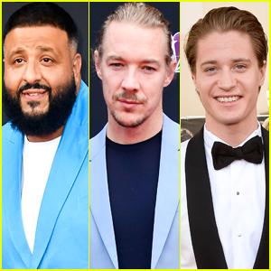 DJ Khaled, Diplo, & Kygo Suit Up for BBMAs 2018!