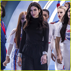 Dua Lipa to Headline UEFA Champions League Final Opening Ceremony 2018 - Watch the Announcement!