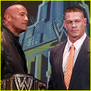 Dwayne Johnson & John Cena Team Up for 'The Janson Directive'