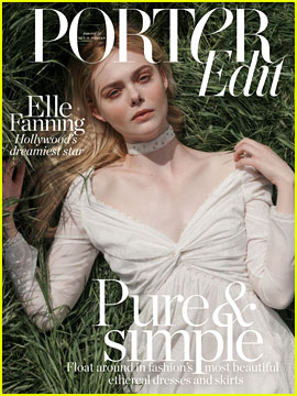 Elle Fanning Spit On & Made Out With Extras While Filming 'How to Talk to Girls at Parties!'