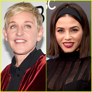 Ellen DeGeneres Accidentally Introduces Jenna Dewan as 'Tatum,' Later Apologizes