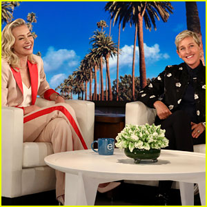 Portia de Rossi Confirms She Quit Acting in Interview with Wife Ellen DeGeneres (Video)