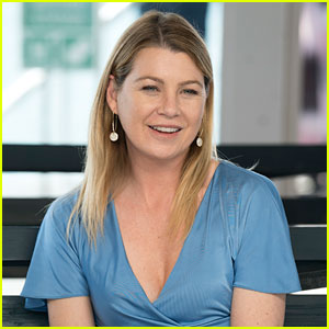 Ellen Pompeo Sends Note to Fans During 'Grey's' Season Finale
