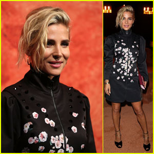 Elsa Pataky Attends Mercedes-Benz Fashion Week 2018 in Australia!