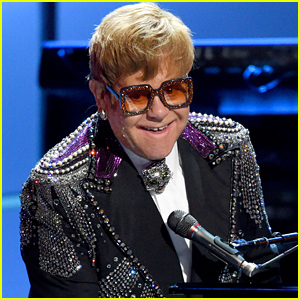 Elton John Will Reportedly Perform at Royal Wedding!