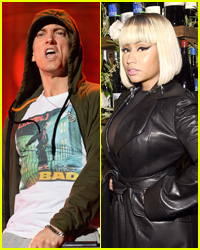 Eminem & Nicki Minaj Are Continuing to Flirt!