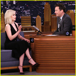 Emilia Clarke Shows Off Her Hilarious Chewbacca Impression on 'Tonight Show' - Watch Here!