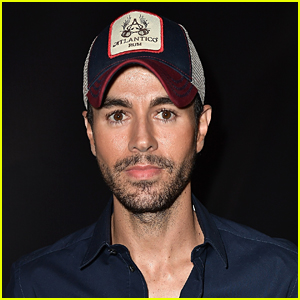 Enrique Iglesias Shares New Photo of One of His Adorable Twins!