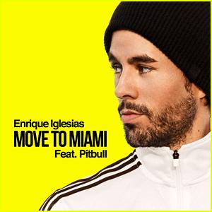 Enrique Iglesias feat. Pitbull: 'Move to Miami' Stream, Lyrics & Download - Listen Now!