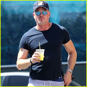 Eric Dane Shows Off His Fit Physique While Grabbing Lunch in West Hollywood!