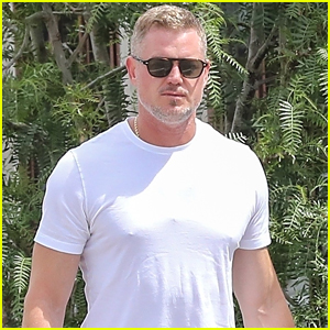 Eric Dane Steps Out for Coffee Run in WeHo
