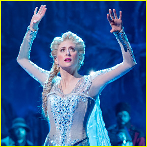 'Frozen' Broadway Cast Album Stream & Download - Listen Now!