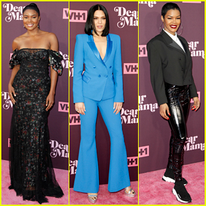 Gabrielle Union, Jessie J, Teyana Taylor & More Step Out for VH1's 'Dear Mama: A Love Letter to Moms'!