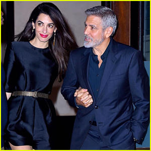 George & Amal Clooney Have a Date Night to Celebrate His Birthday!