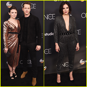Ginnifer Goodwin & Hubby Josh Dallas Talk 'Once Upon a Time's Seven Season Legacy!