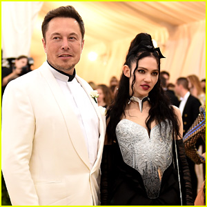 Grimes Pokes Fun at Her New Relationship With Elon Musk!