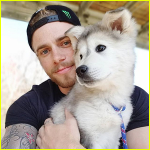 Gus Kenworthy Mourns Death of Dog Beemo He Adopted During Winter Olympics 2018