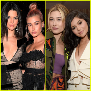 Kendall & Kylie Jenner Argued Over Hailey Baldwin Friendship