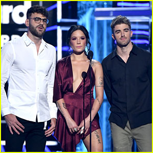 Halsey & The Chainsmokers Pay Tribute to Avicii at Billboard Music Awards 2018 (Video)