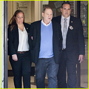 Harvey Weinstein Arrested, Charged With Rape, Sex Abuse & Misconduct