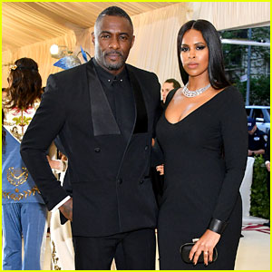 Idris Elba & Fiancee Sabrina Dhowre Couple Up for Her First Met Gala!