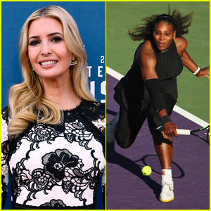 Ivanka Trump Defends Serena Williams After Being Snubbed by French Open