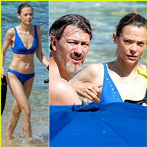 Jaime King Goes Snorkeling in Hawaii with Hubby Kyle Newman