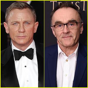 'James Bond 25' Confirmed with Daniel Craig & Director Danny Boyle!