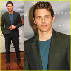 James Marsden On Avoiding New Technology: 'Like To Keep It Simple'