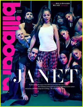 Janet Jackson Speaks About Her Son Eissa in Rare Interview!
