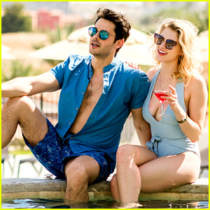 Jayson Blair & Claudia Lee Couple Up for a Trip to Cabo!