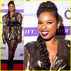 Jennifer Hudson Performs a Concert to Honor 'A Mother's Gift'