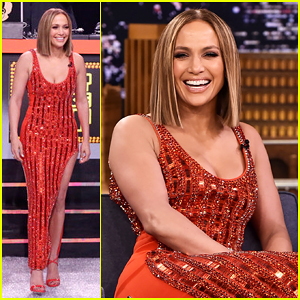 Jennifer Lopez & Jimmy Fallon Have Hilarious Fast Dance-Off to '70s Slow Jams on 'Tonight Show' - Watch Here!