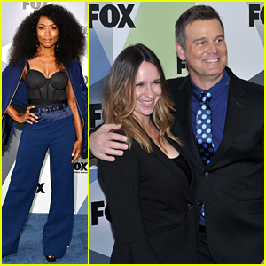 Jennifer Love Hewitt Joins '9-1-1' Cast at Fox Upfronts 2018!